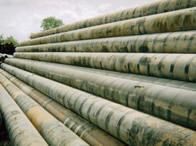 SouthWest Pipe Services is approved for working with regulated waste materials found in pipe coatings.